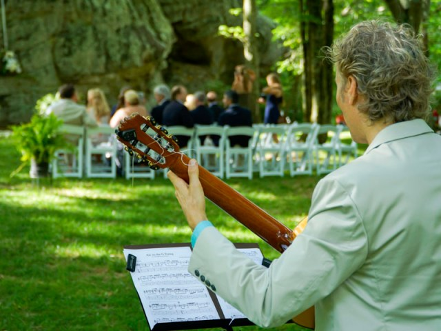 Witold Classical guitarist Atlanta