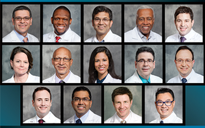 "14 physicians in Atlanta Magazine ""top doctor"" issue"