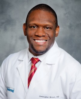Christopher A. Brown, MD