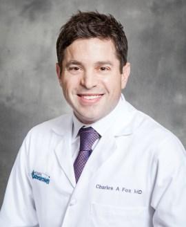 Charles A. Fox, MD