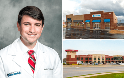 Dr Jordan Weitzner joins Canton and Watkinsville