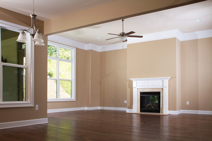 Painting A Room Woodwork Or Walls Ceilings First