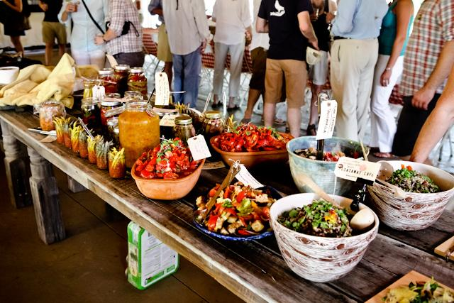 Southern Chefs Potluck Returns To Serenbe This Weekend