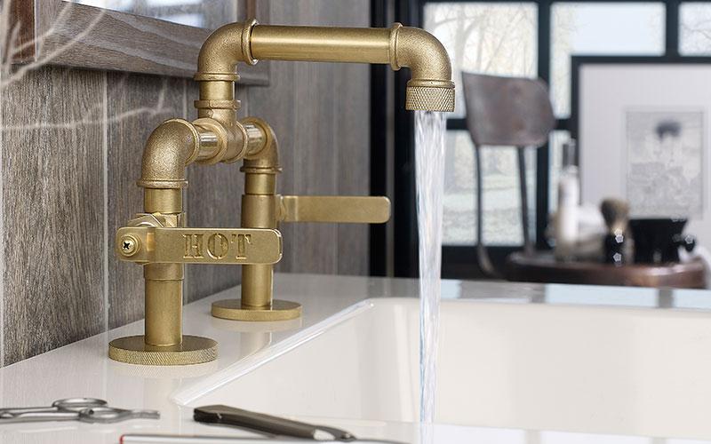 Watermark Elan Vital faucet