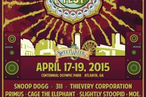 Full Sweetwater 420 Fest Lineup Announced!