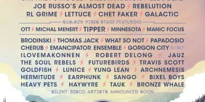 Counterpoint 2015 Lineup
