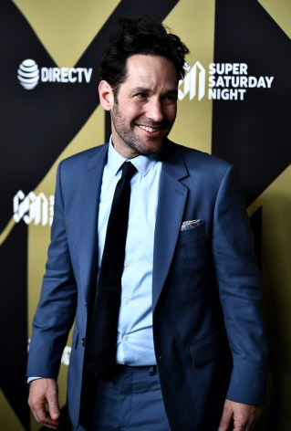 ATLANTA, GA - FEBRUARY 02: Paul Rudd attends DIRECTV Super Saturday Night 2019 at Atlantic Station on February 2, 2019 in Atlanta, Georgia. (Photo by Dimitrios Kambouris/Getty Images for DIRECTV)