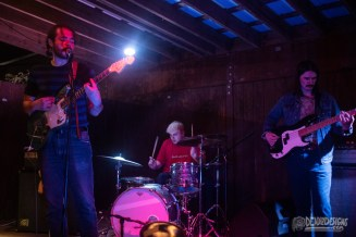 Telemarket performing live at the Iron Factory on April 20, 2021, in Athens, Georgia.