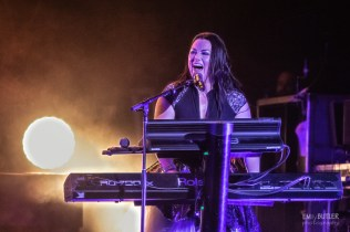 Evanescence at Coca Cola Roxy
