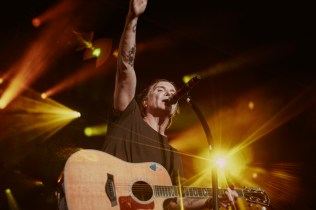 Train and Goo Goo Dolls with Allen Stone at Ameris Bank