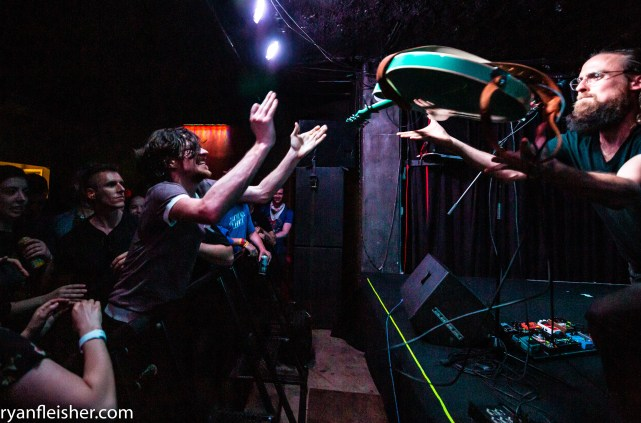 Black Pistol Fire @ The Loft, May 4 2019 - Shaky Knees Late Night