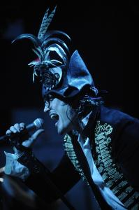 Blueblack Hussar, Adam Ant, pc, Courtesy of Adam Ant,high res
