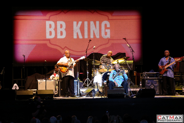 CatMax Photography – BB King – Peter Frampton – Verizon Wireless – GA-7790