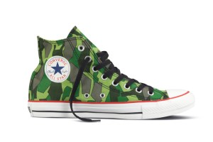 "Converse ""Pumps Up Kicks"" With Gorrillaz Chuck Taylor's"