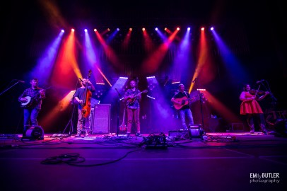 Yonder Mountain String band at the Tabernacle on February 11th 2017 // Photos by Emily Butler - Facebook.com/EmilyButlerPhotography