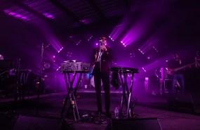 ATLANTA, GEORGIA - OCTOBER 13: Masego performs during day 2 of AFROPUNK Music Festival at Atlanta 787 WINDSOR on October 13, 2019 in Atlanta, Georgia. Photo: Ryan Fleisher/imageSPACE