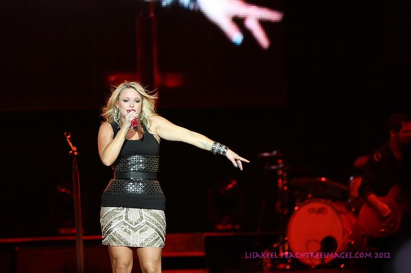 Miranda Lambert perfomrms at Aarons Amphitheatre @ Lakewood 10-5-12 …Lisa Keel/PeachtreeImages.com  2012