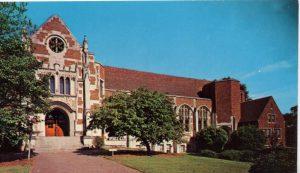 Presser Hall (general view), Agnes Scott College