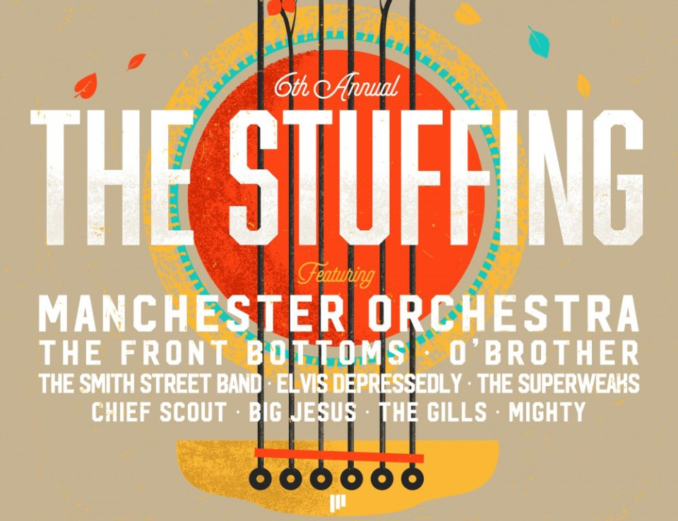 Manchester Orchestra's The Stuffing