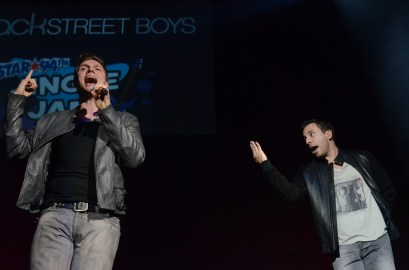 The Backstreet Boys 16