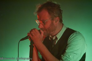 Picture Book: The National W/ Frightened Rabbit @ Cobb Energy Centre