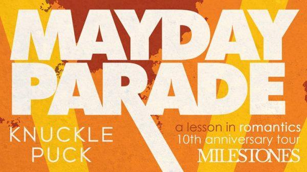 Mayday Parade A Lesson In Romantics 10 Year At The Masquerade