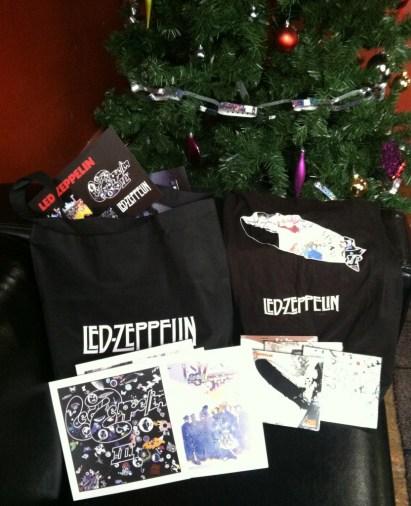 Led Zeppelin Prize Pack