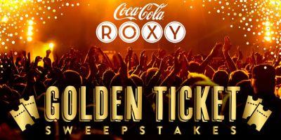 Coca Cola Roxy Header Image