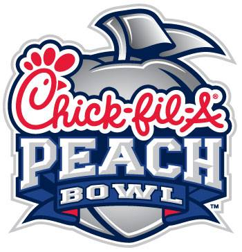 chick fil a peach bowl parade