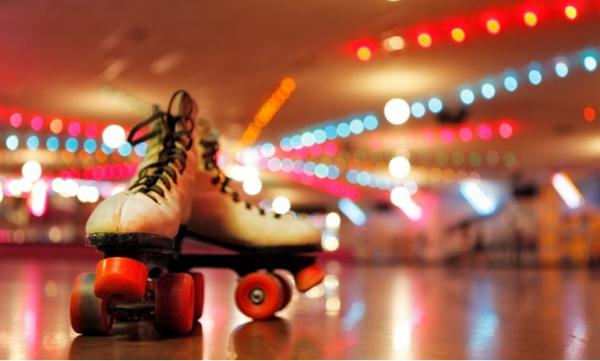 skating lets roll
