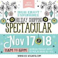 Indie Craft Experience Holiday Shopping Spectacular