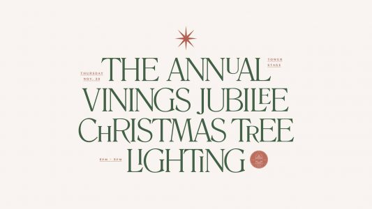 vinings jubilee christmas tree lighting