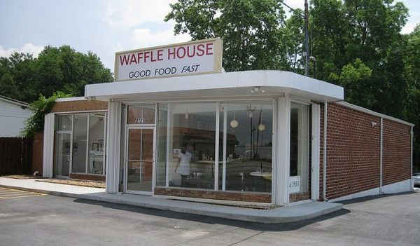 The Waffle House Museum in Decatur, GA, outside Atlanta.