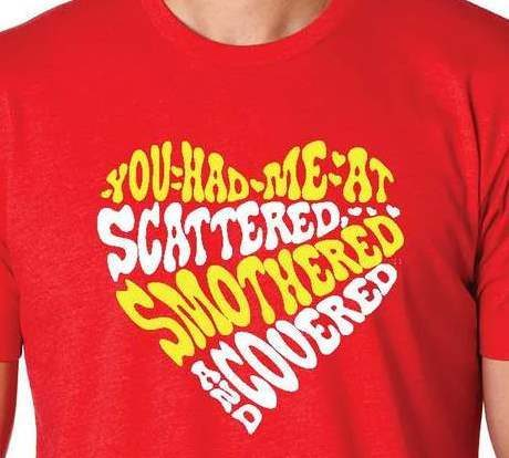 waffle house t-shirt