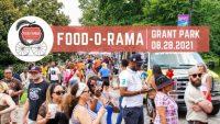 food-o-rama in grant park, atlanta