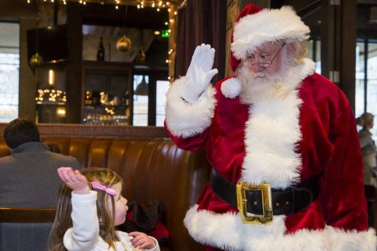 Best Places to Get Pictures With Santa Around Atlanta