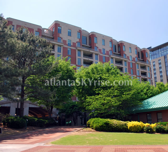 Centennial Park West Penthouse 904 atlantaSKYrise.com