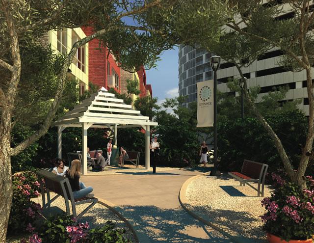 CityPlace Gardens