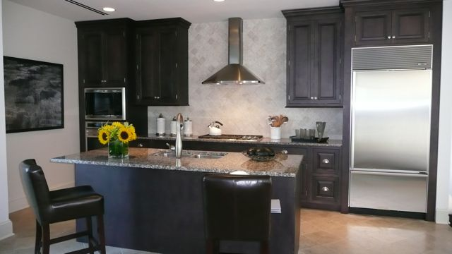 Sovereign Model Kitchen