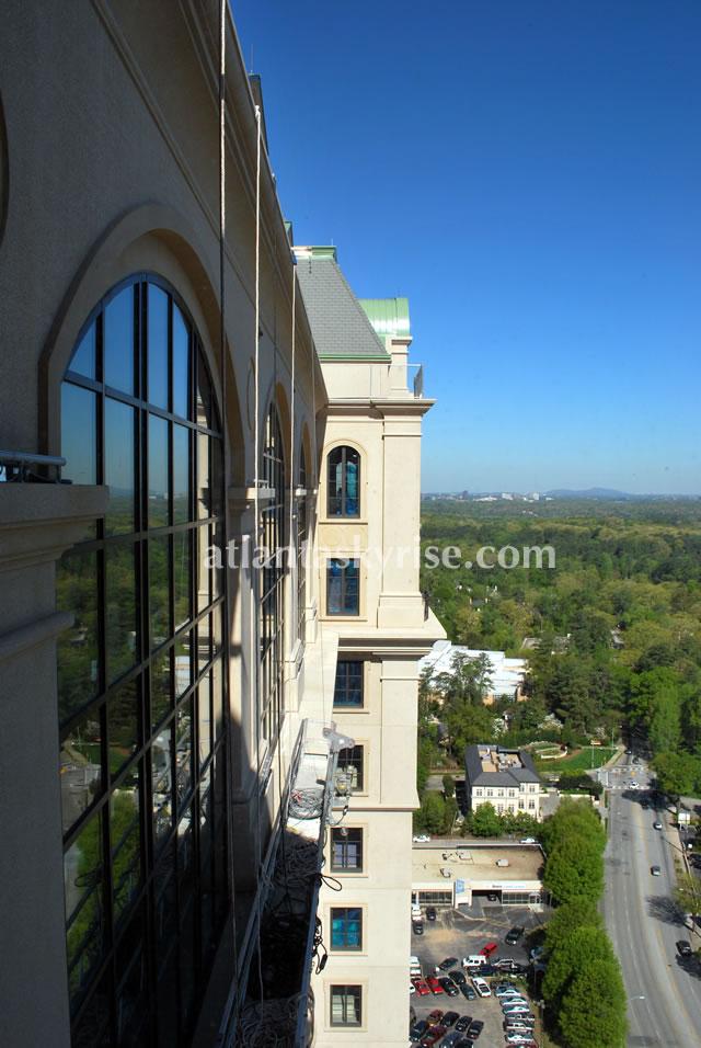 St. Regis Atlanta Penthouse View