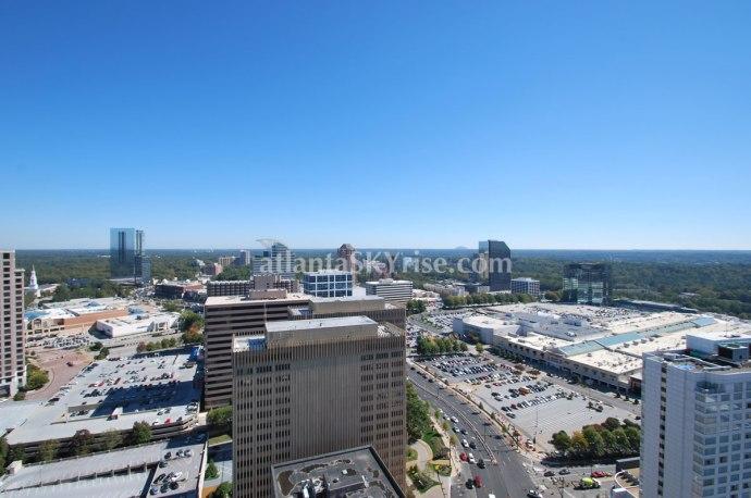 Mandarin Oriental Atlanta Residence 42B View 1