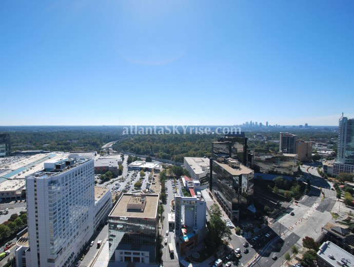 Mandarin Oriental Atlanta Residence 42B View 2