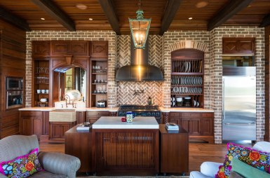 2500 Peachtree Penthouse 902N Kitchen
