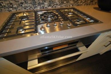 Mandarin Oriental 45B Cooktop