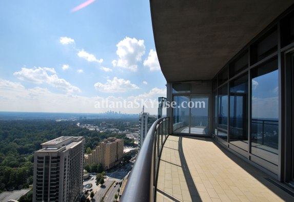 Sovereign 2803 Terrace South View