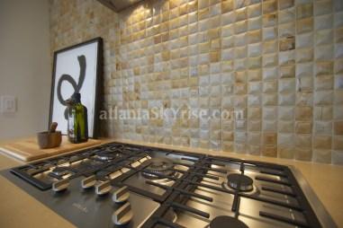Mandarin Oriental Residences Atlanta 45A Kitchen Cooktop