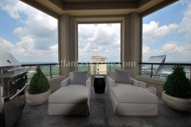 Mandarin Oriental Residences Atlanta 45A Terrace 3