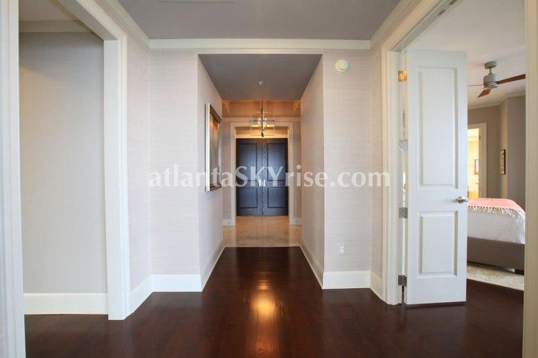 Sovereign Unit 3501 Foyer