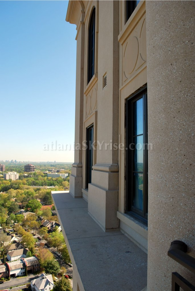 St Regis Residences Exterior August 2014