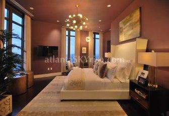HGTV Urban Oasis 2014 Master Bedroom 1
